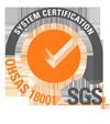 OHSAS 18001 SGS