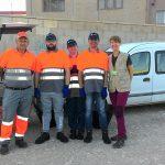 FOBESA, dentro de su compromiso social, forma a 14 personas con discapacidad en Petrer y Elda