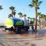 Burriana confía a Fobesa los trabajos de limpieza y recogida de residuos del Arenal Sound