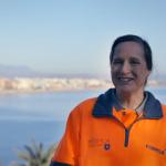 Rosa Albiol, del equipo de FOBESA, protagoniza el programa 'Qui és qui' de À Punt