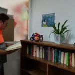 Los Libros Viajeros aterrizan en FOBESA
