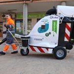 FOBESA mejora el servicio de limpieza viaria de la ciudad alicantina de Petrer