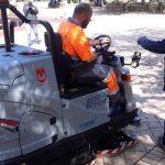 FOBESA amplía su flota de limpieza viaria en Elda