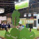 El área de medioambiente de Grupo Gimeno muestra en Ecofira el éxito del pionero servicio de recogida de residuos de Pedreguer, Alicante